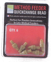 Preston Innovations - Method Feeder Quick Change Bead